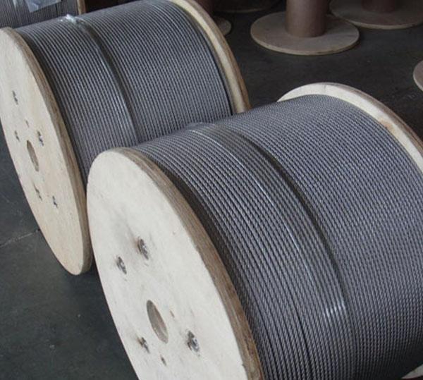 矿用钢丝绳材质