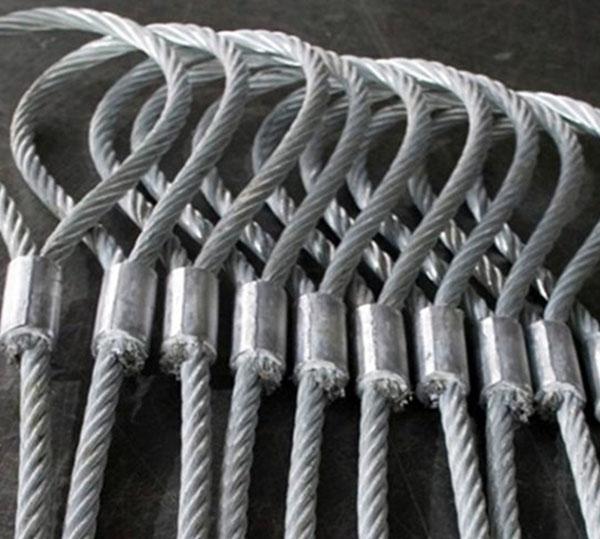 起重用钢丝绳参数