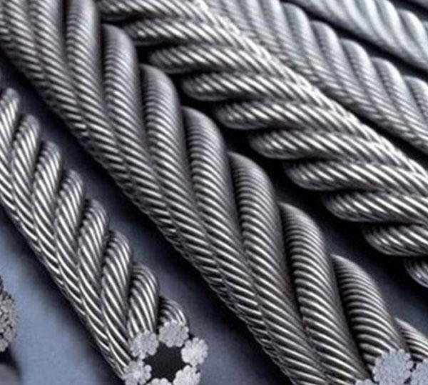天津镀锌钢绞绳