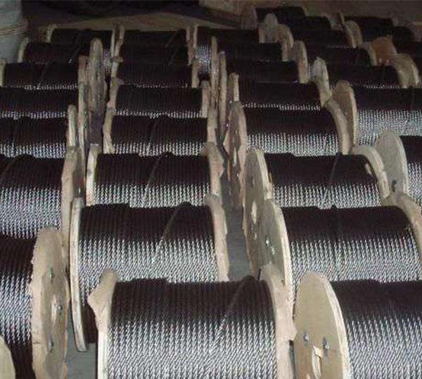 起重钢丝绳生产