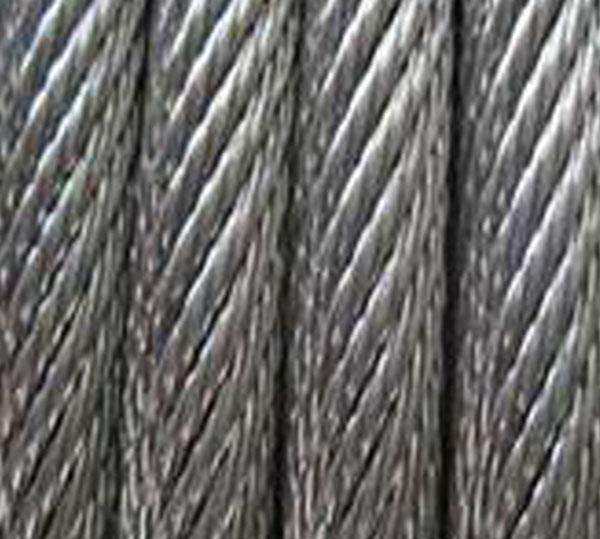 矿用钢丝绳安装
